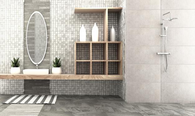 badeværelse hos bf