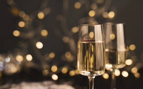 flotte champagneglas
