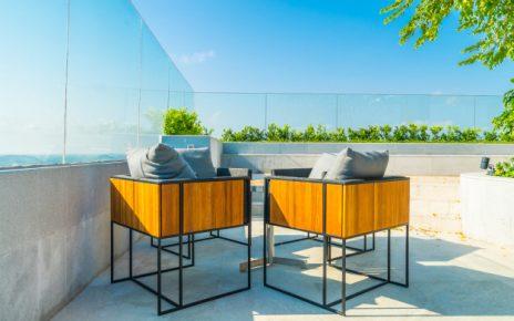 drømme terrasse