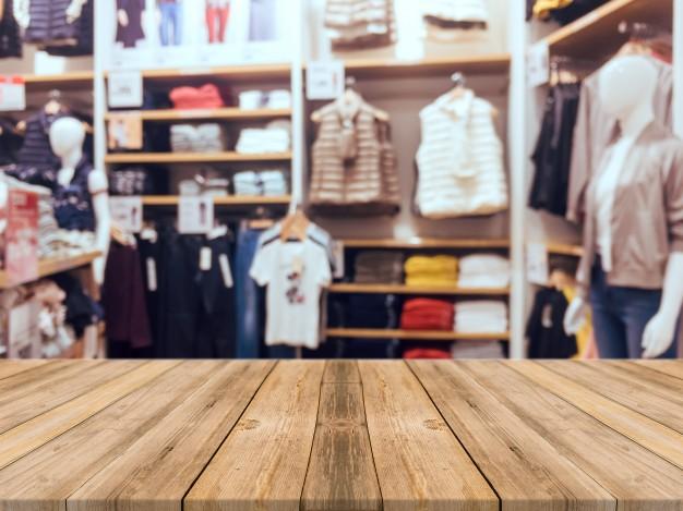 tøjbutik på nettet