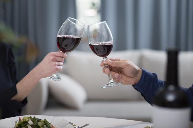 forskellige vine