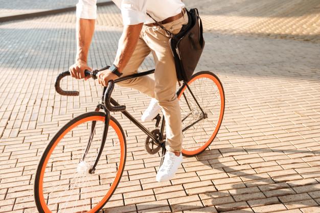 cykel til lejlighed