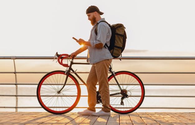 opbevaring af cykel